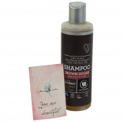 URTEKRAM - Organic Brown Sugar Shampoo (Fair Trade) - Mild cleansing for dry scalp- VEGAN
