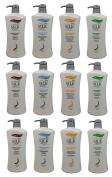(GET IN ONE WEEK) 12 BOTTLES Ivy Silkshine Daily Hair Shampoo (950ml / 32 fl oz each bottle) - 4 Variants - SMOOTH & SILKY, colour & REPAIR DAMAGE CARE, DANDRUFF CARE, ANTI-HAIRFALL -
