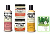Aunt Jackie's Haircare Set w/ Aloe Facial Mask