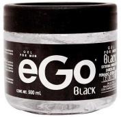 Hair GEL For MEN eGo Black (500ml) / Male Fragrance Extra STRONG