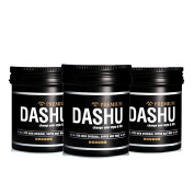 [Dashu] for Men Original Premium Super Mat Hair Wax 100ml x 3ea ( 3 pieces ). Special Price. Made in Korea