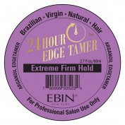 Ebin New York 24 Hour Edge Tamer Extreme Firm Hold 80ml