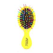 Candy Brush Mini Rainbow Colour S-curl Colourful Hair Brush,
