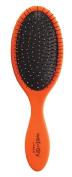 Cala Wet-N-Dry Detangling Hair Brush - Orange