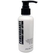 Glitter up! Secret Body Cream - Pomgranate Shimmer light Lontion - After Sun Shimmer Lotion | Plus Collgen , Vitamin B3 & Aloe Vera Gel - Body glitter lotion & Smoothing Lotion
