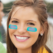 Eye Black - Zeta Tau Alpha Colours