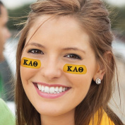 Eye Black - Kappa Alpha Theta Colours