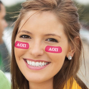 Eye Black - Alpha Omicron Pi Colours