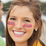 Eye Black - Alpha Chi Omega Colours