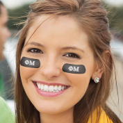 Eye Black - Phi Mu (24 Strips)