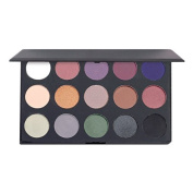 15 Colour Eyeshadow Palette - Smokey