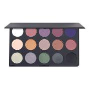 15 Colour Eyeshadow Palette - Smokey