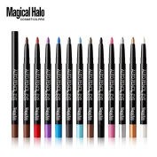 12 Colours Cosmetic Lip Liner Lipliner Pen Pencil Fashion Makeup Waterproof Lipliner Pen Set