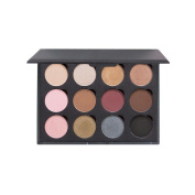 12 Colour Mini Pro Palette, Natural Beauty