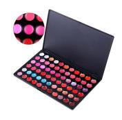 Andercala 66 Colour Lip Gloss Palette Lipstick Makeup Palette 5036