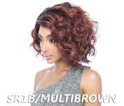 ISIS BROWN SUGAR Human Blended Full Wig - BS120
