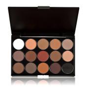 Lisingtool 15 Colours Makeup Neutral Eyeshadow Palette