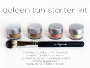Au Naturale Organic Golden Tan Fresh Face Starter Kit