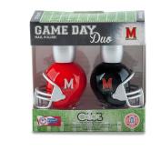 NCAA Game Day Duo Nail Polish - Maryland