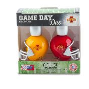 NCAA Game Day Duo Nail Polish - Iowa State