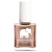 ella+mila Nail Polish, ELITE Collection - Champagne Pop