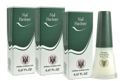 QUIMICA ALEMANA Nail Hardener One of the greatest nail hardeners on the market! Use it daily. - Net wt 15ml [Pack 3]