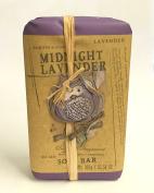 Midnight Lavender Moisturising Soap Bar with Halloween Owl