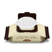 CALMIA Oatmeal Cleansing Tissue 120 Sheet , 520g / 540ml