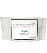 Bright Face Cleansing Pad Refills 45 pads by Preserve Skincare
