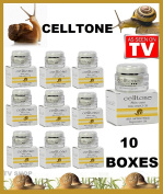 Celltone Baba de Caracol 10 Boxes Snail Gel