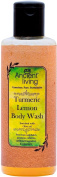 Ancient Living Turmeric Lemon Natural Body Wash 200ml
