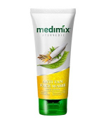 Medimix Ayurvedic Anti Tan Face Wash - 100 ml SD - With Complementary Gifts!!