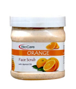 Biocare Orange Face Scrub 500ml SD - With Complementary Gifts!!