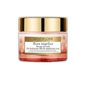 Sanoflore Rosa Angelica 48-Hour Rehydrating and Regenerating Night Balm 50ml