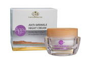 Collagen Anti-wrinkle Night Cream 50ml/1.7oz Dead Sea Minerals