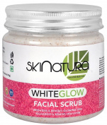 Skinatura White Glow Facial Scrub - 200ml SD - With Complementary Gifts!!