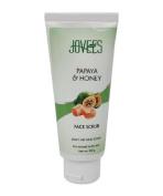 Jovees Facial Scrub - Papaya & Honey - 50Gms
