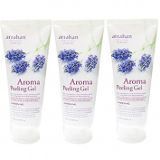 Arrahan Aroma White Peeling Gel 180mlX3Pcs Brightening Skin,removes Dead Skin