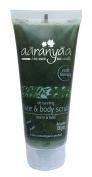 Aaranyaa Vedic Therapy De-Tanning Neem & Tulsi Face & Body Scrub (ARN-SCRB-DTNT) - 100ml