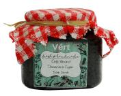 Vert Natural Handmade Cafe Almond Demerara Sugar Body Scrub 210ml Parabens Free