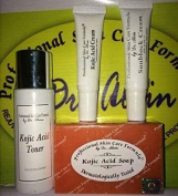 New PSCF Kojic Facial Set