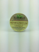 Repair and restore Hair - Strengthening treatment mask- With Shea Butter, Honey, Banana- Paraben Free-350ml- TALIAH WAAJID