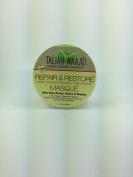 Repair and restore Hair - Strengthening treatment mask- With Shea Butter, Honey, Banana- Paraben Free-350ml- TALIAH WAAJID