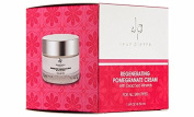 Jean Pierre Facial Cream Regenerating Pomegranate with Dead Sea Minerals - For All Skin Types