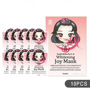MustaeV - Mood Therapy Mask - Whitening Joy Mask