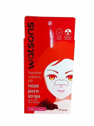 2 Packs of Watsons Hawaiian Volcanic Ash Nose Pore Strips with Witch Hazel Extract.