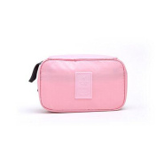 Rich Too Travelmall Hanging Toiletry Kit Cosmetic Carry Case Hanging Travel Toiletry Cosmetic Organiser Storage Bag