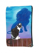 Cat Cosmetic Bag - From My Painting, Antonie's Shadow