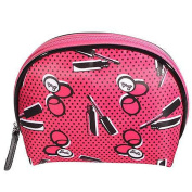 Barbie Pink Round Top Bag