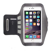 iPhone 7 Plus Armband,AutumnFall Sport Running Exercise Gym Sportband Case for Apple iPhone 7 Plus, with Key Holder